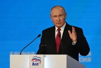 Vladimir Putin, despre extinderea infrastructurii militare a NATO în Ucraina: Rusia şi Belarus vor lua măsuri
