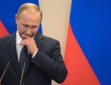 Vladimir Putin, pe ginduri