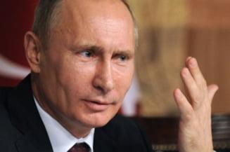 Vladimir Putin, presedintele ideal pentru jumatate dintre rusi