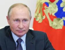 Vladimir Putin, propus de un scriitor rus pentru Premiul Nobel pentru pace 2021