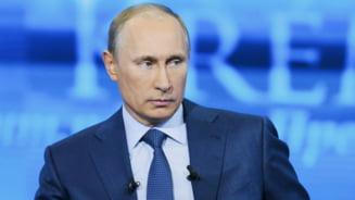 Vladimir Putin, propus la Nobelul pentru Pace, pentru rolul in criza din Siria