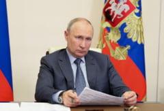 """Vladimir Putin a aprobat noua Strategie de Securitate Nationala a Rusiei. Un capitol se refera la """"apararea valorilor etico-spirituale traditionale"""""""