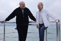 Vladimir Putin a dat ordin guvernului să ajute Belarus să reziste în faţa sancţiunilor occidentale