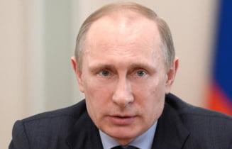 Vladimir Putin a ordonat infiintarea unui minister special pentru Crimeea si Sevastopol