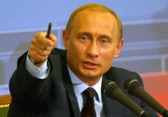 Vladimir Putin a semnat decretul de anexare a Crimeii (Video)