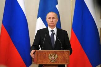 Vladimir Putin ar putea demisiona pentru a convoca alegeri prezidentiale anticipate