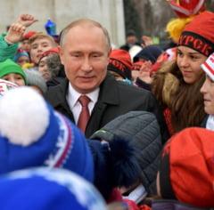 Vladimir Putin are toate sansele sa castige alegerile in 2018, dar, apoi, va veni potopul