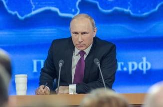 Vladimir Putin denunta ''presiuni externe fara precedent'' asupra Belarusului