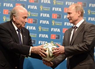 Vladimir Putin face o declaratie incredibila despre Sepp Blatter