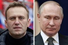 Vladimir Putin ii acuza pe occidentali ca se folosesc de Navalnii pentru a incerca sa izoleze Rusia