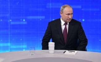 Vladimir Putin interzice zborurile spre Georgia