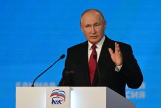 """Vladimir Putin recunoaşte existenţa a """"zeci"""" de bolnavi de COVID-19 în anturajul său"""