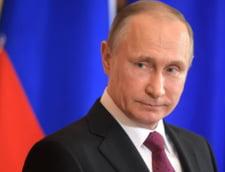 Vladimir Putin se implica in alegerile din Franta