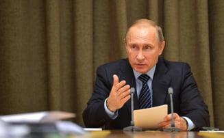 Vladimir Putin se implica in scandalul urias de dopaj din sportul mondial