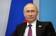 Vladimir Putin si-a gasit nasul: pensionarul rus