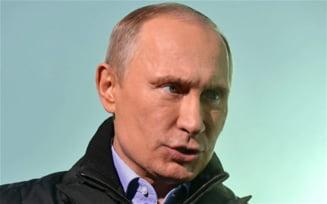 Vladimir Putin sustine armistitiul ordonat de presedintele Ucrainei