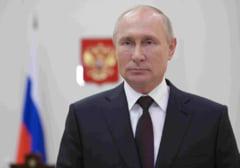 Vladimir Putin sustine candidatura Rusiei la organizarea Cupei Mondiale de Rugby din 2027