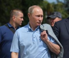 Vladimir Putin viziteaza Crimeea, la 5 ani de la anexare