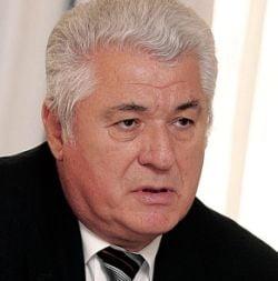 Vladimir Voronin, in vizita la mama-Rusia