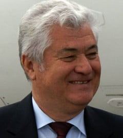 Vladimir Voronin a votat