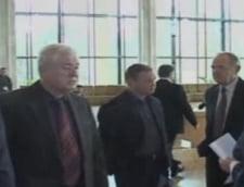 Vladimir Voronin injura jurnalistii moldoveni in limba rusa (Video)