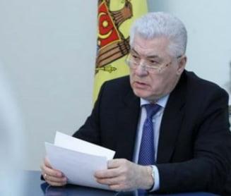 Vladimir Voronin si sotia sa nu au restituit pasapoartele diplomatice