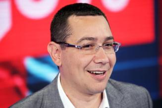 Vochitoiu (PP-DD), despre Ponta: Nu ai minte daca ramai de stanga dupa 40 de ani