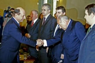 Voiculescu, despre Basescu: Furios, frustrat, delirant, saltimbanc