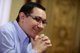 Voinescu: Pentru Ponta, scaunul de premier e ca pluta pentru un naufragiat