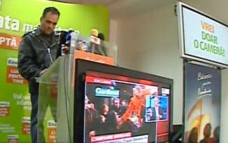 Voinescu, despre caseta: Imaginile prezentate public sunt serios si deliberat alterate