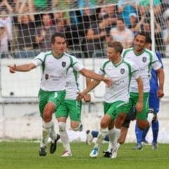 Vointa Sibiu a invins Mioveniul la ultimul meci in Liga 1