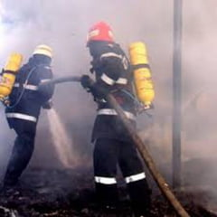 Vola arsa in proportie de aproape 70%, sambata dimineata in zona Sima Beyer