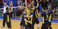 Volei / Tricolorul LMV Ploiesti, victorie cu campioana en-titre