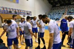 Voleibalistii lui Pascu, victorie de 3 puncte cu Dinamo