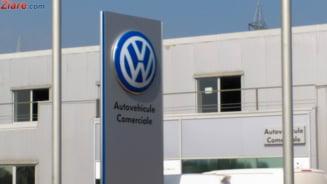 Volkswagen, in marsarier - Cu cat au scazut vanzarile