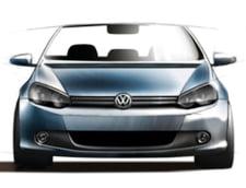 Volkswagen Golf Cabriolet va fi lansat in 2011