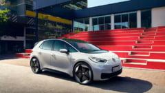 Volkswagen ID.3 1ST vine in premiera in Romania. Il poti vedea doar in acest weekend!
