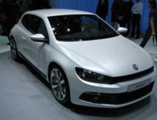 Volkswagen Scirocco va fi prezentat in Romania