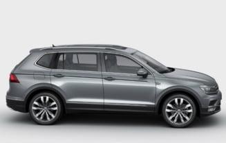 Volkswagen a anuntat preturile din Romania pentru noul Tiguan Allspace