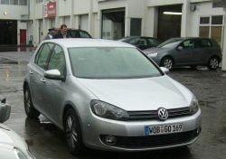 Volkswagen a dezvaluit Golf 6 hibrid