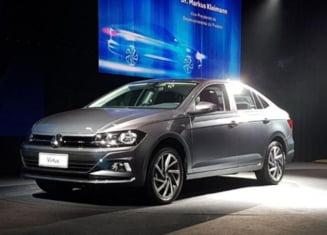 Volkswagen a lansat un rival pentru Dacia Logan