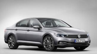 Volkswagen a prezentat noul Passat: Iata cu ce modificari vine (Foto)