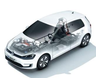 Volkswagen are probleme si cu masinile electrice: Noul e-Golf se poate opri in drum