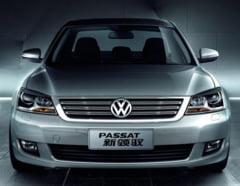 Volkswagen construieste 10 fabrici in afara Europei