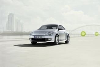 Volkswagen dezvaluie prima masina realizata cu Apple - Cum arata iBeetle (Video)