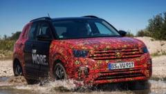 Volkswagen lanseaza un rival pentru Dacia Duster: Primele imagini au fost facute publice (Video)