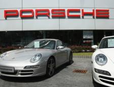 Volkswagen plateste 3,3 miliarde de euro pentru 42 de procente din Porsche