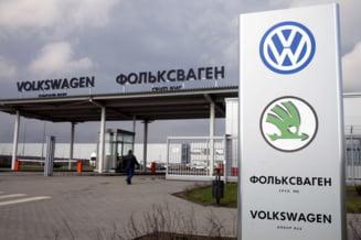 Volkswagen reduce productia de masini din Rusia