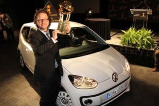 Volkswagen up! este masina anului 2012
