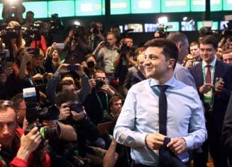Volodimir Zelenski, noul presedinte al Ucrainei: Voi face totul pentru a-i aduce pe baietii nostri acasa. Toti prizonierii nostri